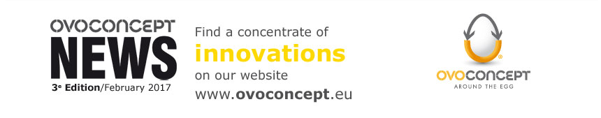 Find a concentrate of innovations on our website www.ovoconcept.eu